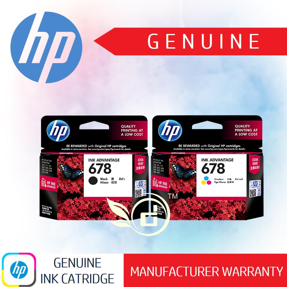 678 Hp Genuine Combo Pack Ink Black Tri Color Drtoner San 680 Original Advantage Cartridge Imaging Solution S B